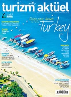 TURİZM AKTÜEL DERGİSİ / MAYIS 2017