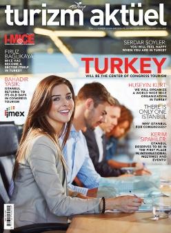 TURİZM AKTÜEL DERGİSİ MAYIS 2018 / IMEX FRANKFURT