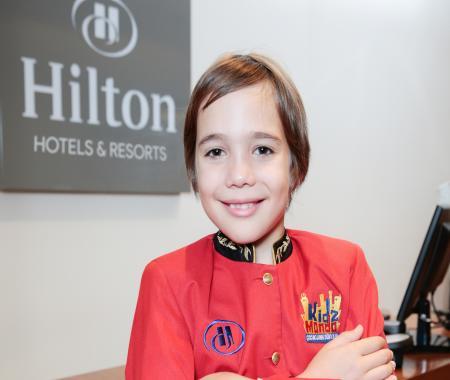 23 Nisan'da Hilton İstanbul Bosphorus çocuklara emanet