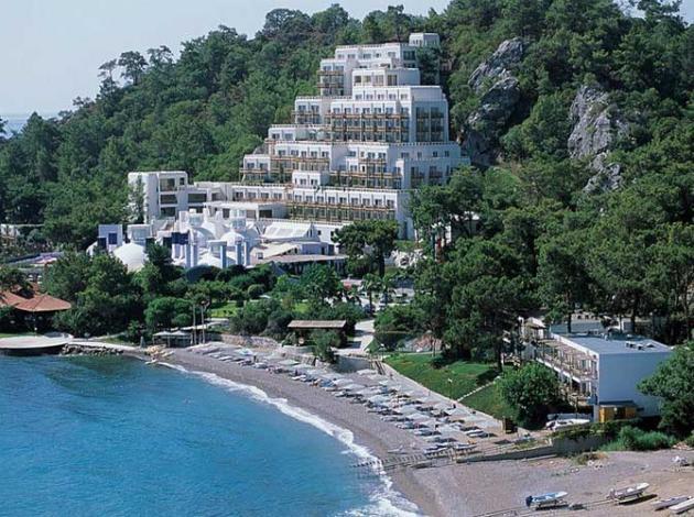 5 yıldızlı tatil köyü icradan satılık
