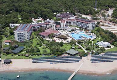 Turquoise Resort in Side Voordelig naar Turquoise Resort