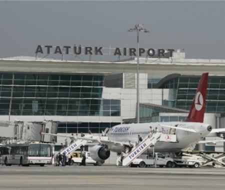 Atatürk Havalimanı'nda 1 Mayıs rekoru
