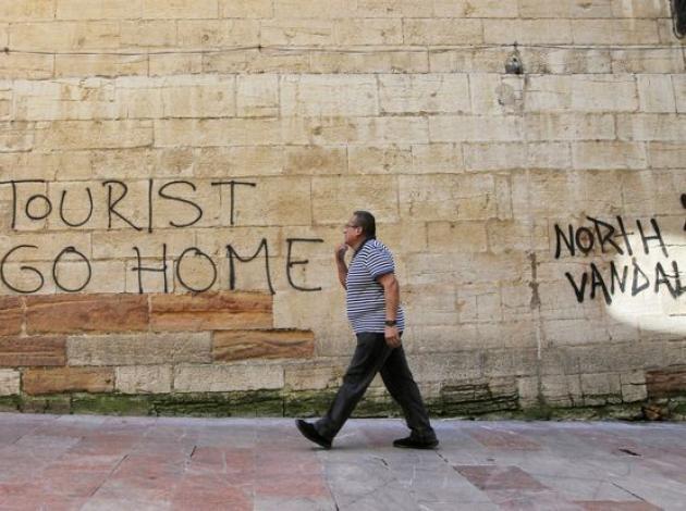 Avrupa'daki anti-turist hareketinde endişe verici gelişme