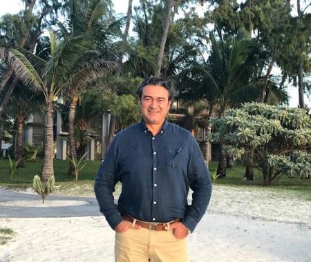 Başarılı Genel Müdür, Antalya'dan Hint Okyanusu'na Transfer Oldu