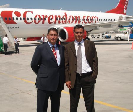 Corendon Airlines 13'üncü yaşını kutluyor