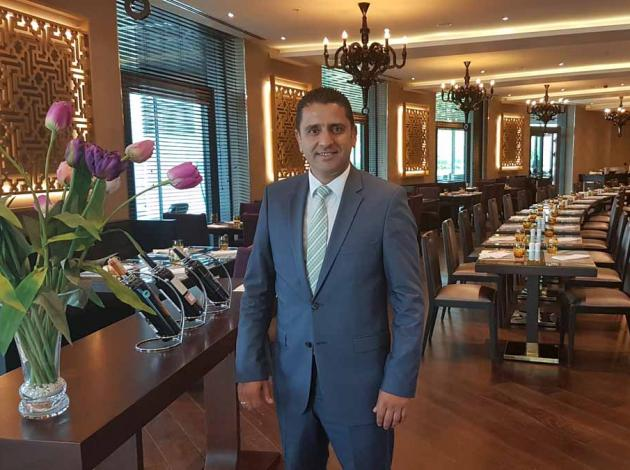 Crowne plaza orya park hotel e yeni yiyecek i ecek m d r for Orya hotel istanbul