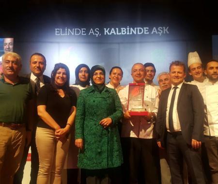 Dedeman Konya'ya gastronomi ödülü