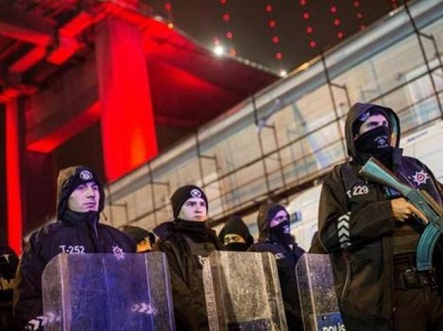 Dünya medyası İstanbul'daki saldırıyı böyle gördü