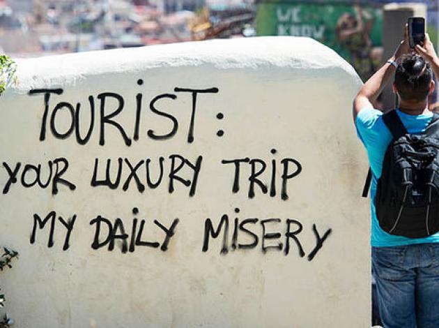 Dünyada turist isyanı çıkabilir