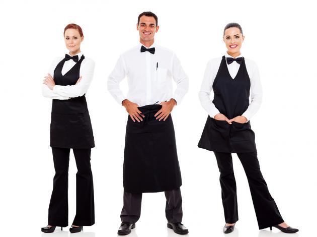 Garson aranıyor..!