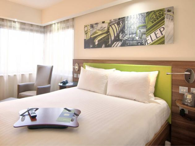 Hampton by Hilton İzmir Aliağa hizmete girdi