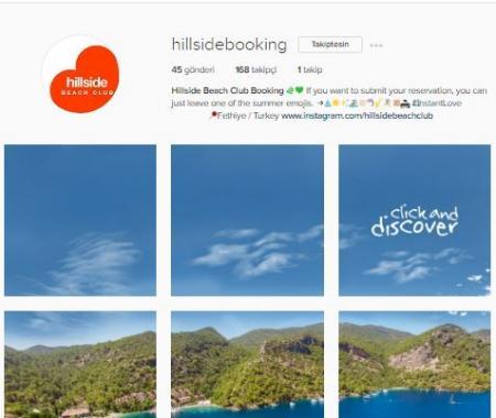 "Hillside Beach Club""Social Booking"" dönemini başlattı"
