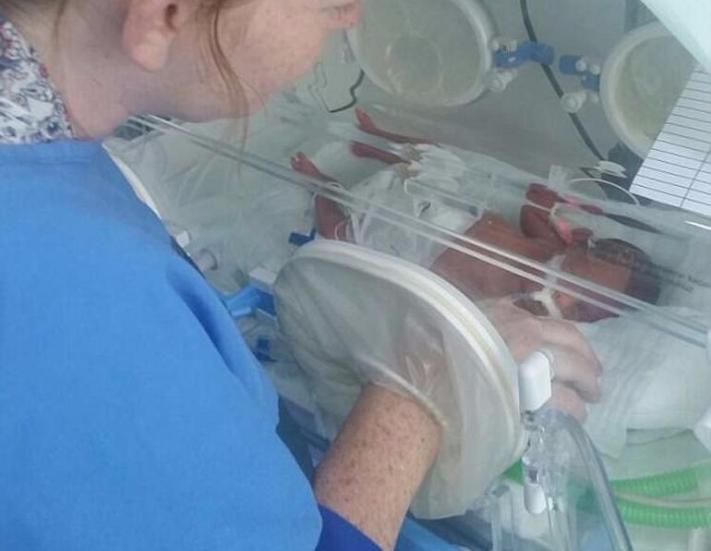 Marmaris'te 'Rehin bebek' skandalı