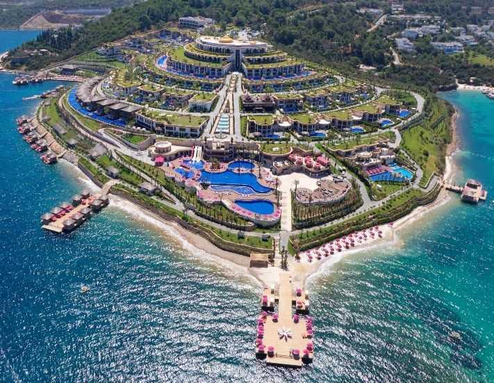 Bodrum'un ünlü otelini Türk yatırımcı satın aldı