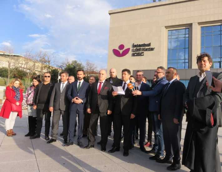 Acenteler Ulusoy'u protesto etti