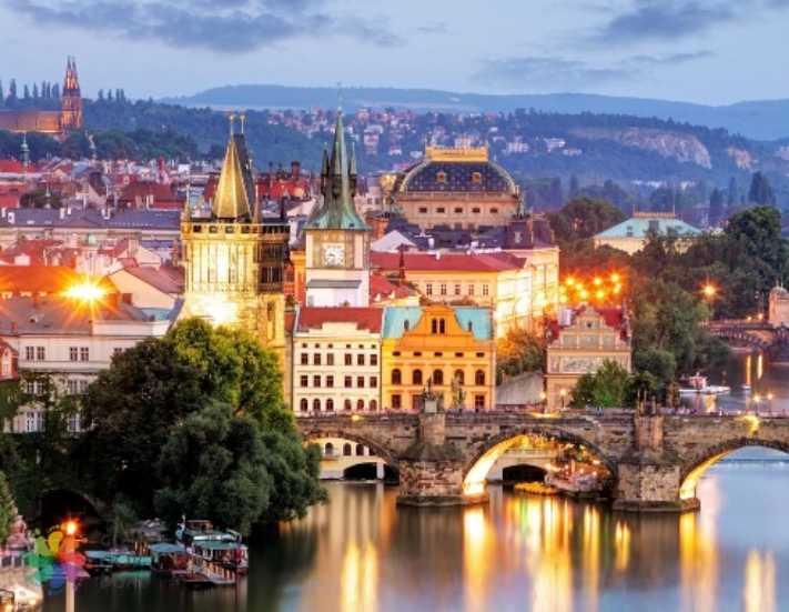 Sonbaharın Şehri Prag