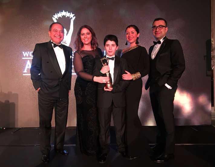 NG Hotels'e 3 ödül birden