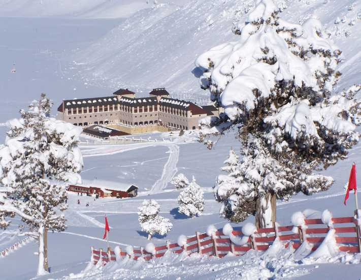 Kış turizmine yüzde 20 zam