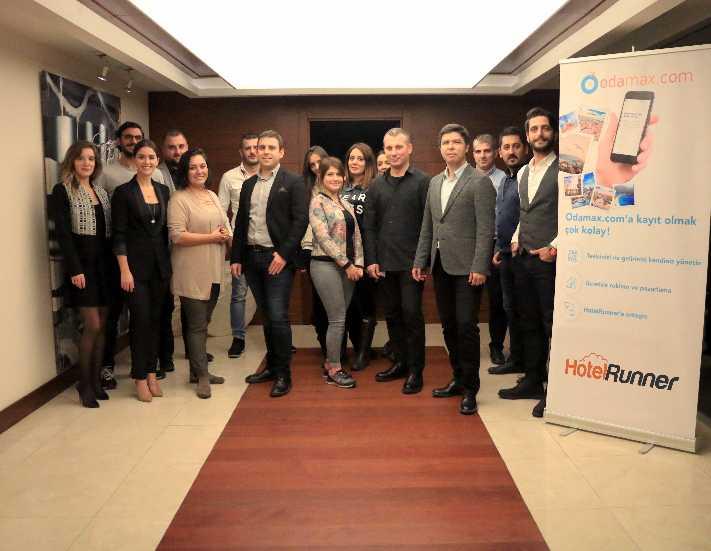 HotelRunner ve Odamax.com'dan stratejik iş birliği