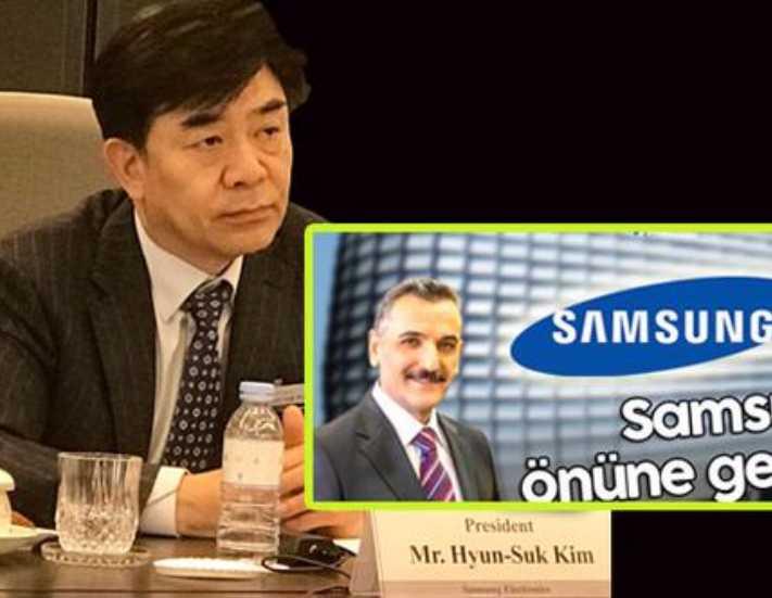 Samsun ile Samsung'un 'Tanınırlık' polemiği devam ediyor