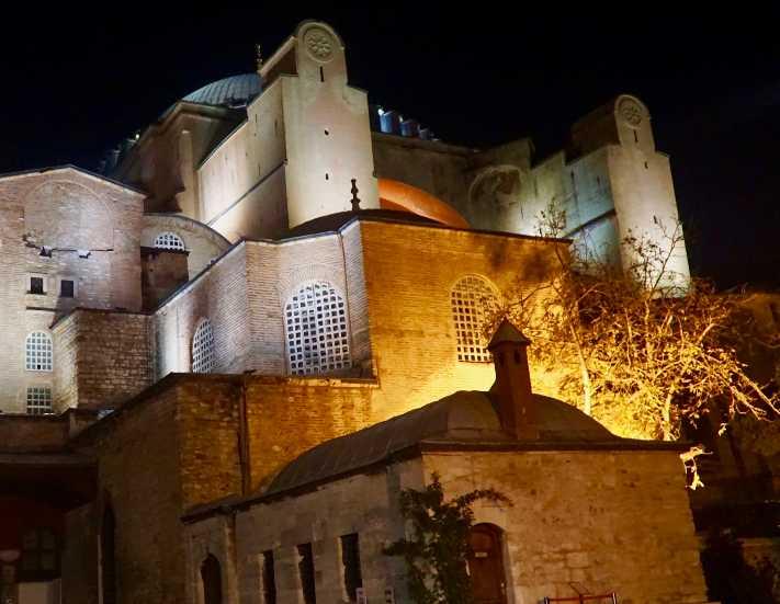 Setur ile Ayasofya'da gece turu