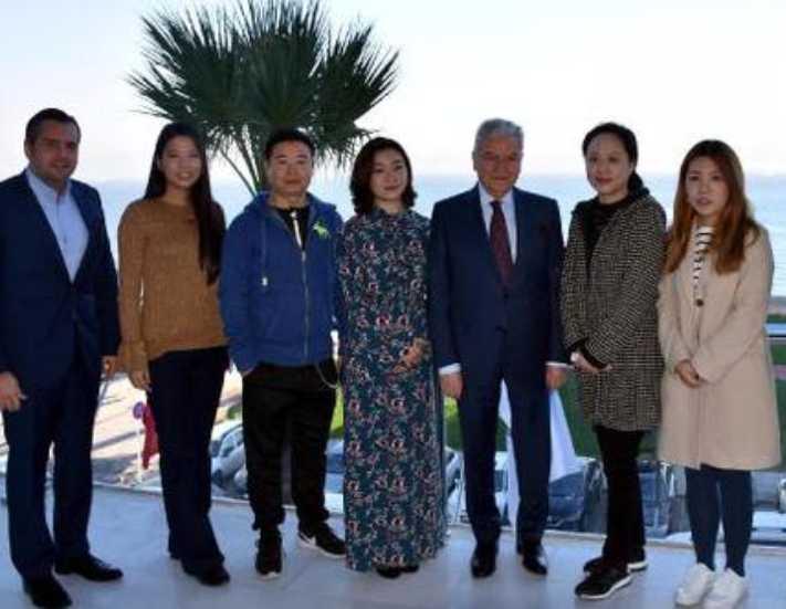 İzmir de Çinli turiste talip