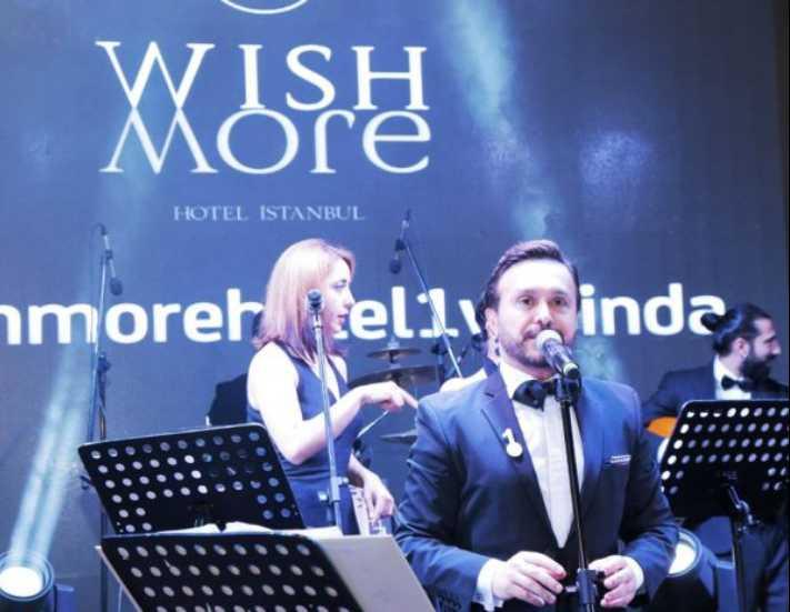 Wish More Hotel İstanbul'da yılbaşı şöleni