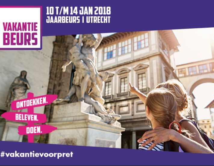 Utrecht Turizm Fuarı başladı