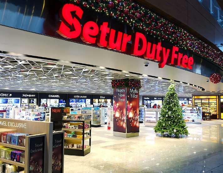 Setur Duty Free'de Sabiha Gökçen avantajı