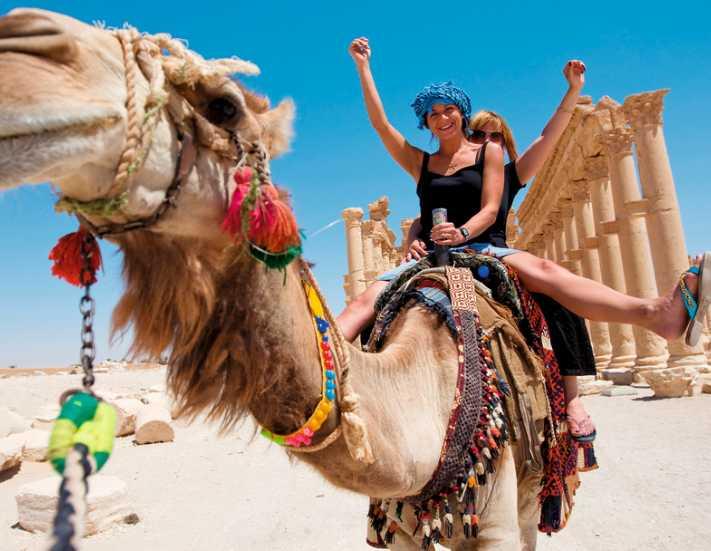 Rus turist Mısır'ı patlatacak!