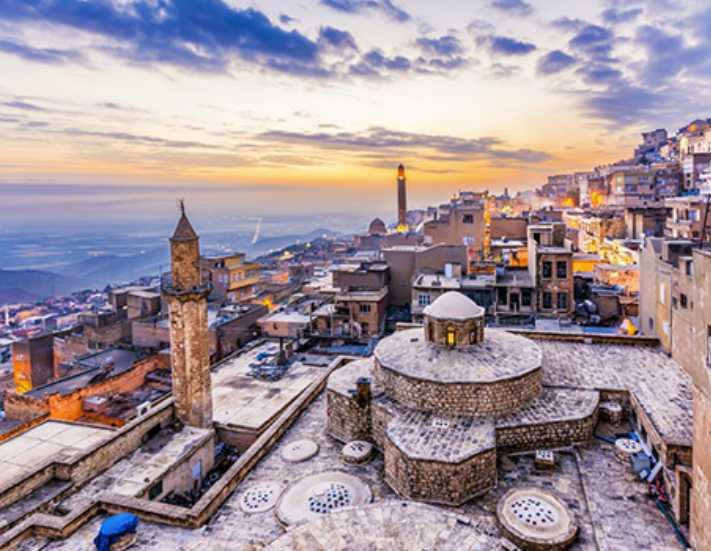 Mardin turizmi rekorla döndü