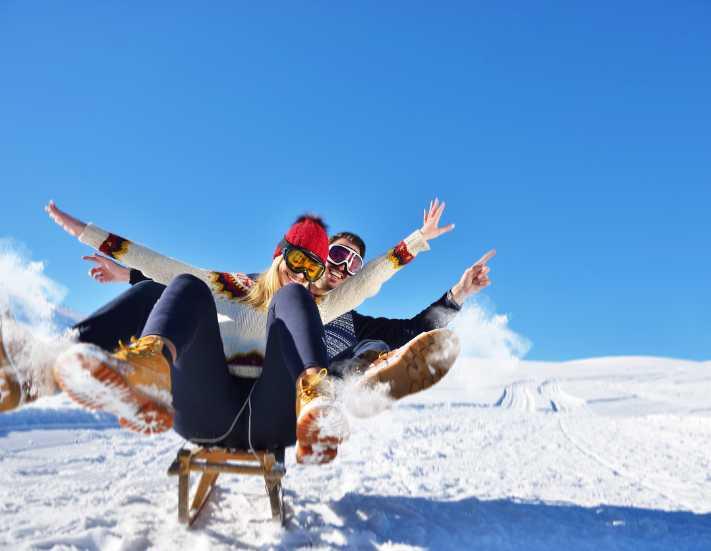 Kış turizmi yaza rakip oldu