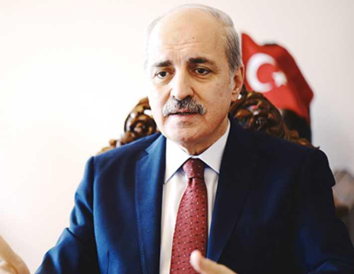 Bir İstanbul itirafı da Bakan Kurtulmuş'tan geldi