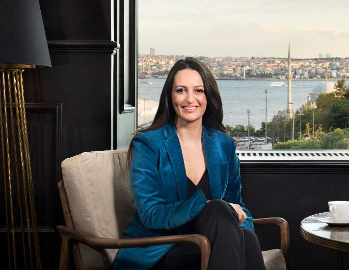 The Ritz-Carlton İstanbul'da atama