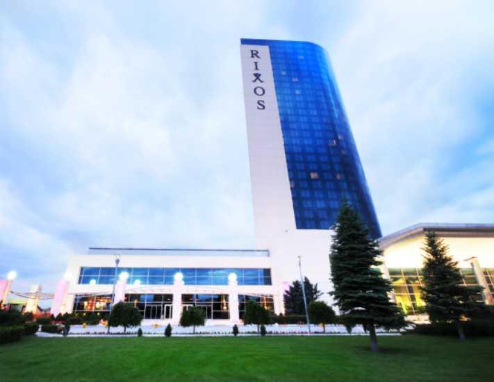 Rixos Hotel Konya el değiştirdi