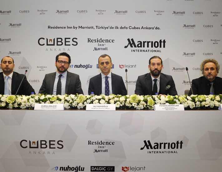Ünlü marka Türkiye'ye Ankara'dan giriyor