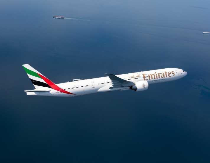 """Uzakrota'dan Emirates'e """"En İyi Yabancı Havayolu"""" ödülü"""