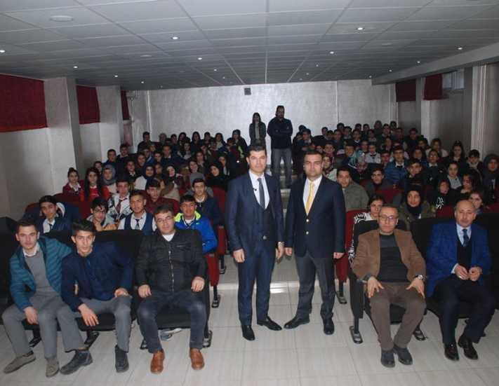 Hüseyin Aslan'dan turizm öğrencilerine hayat dersi