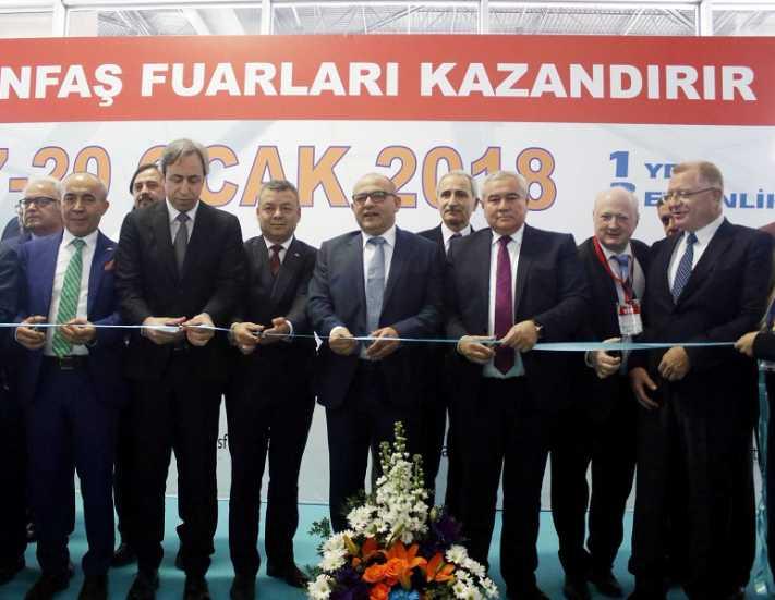 Antalya'da çifte fuarla 25 Milyon Dolarlık iş hacmi
