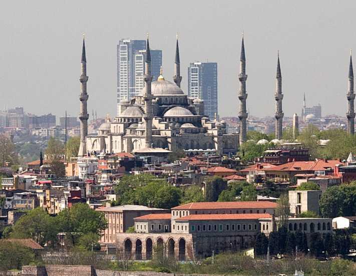 Kim takar İstanbul'un silüetini