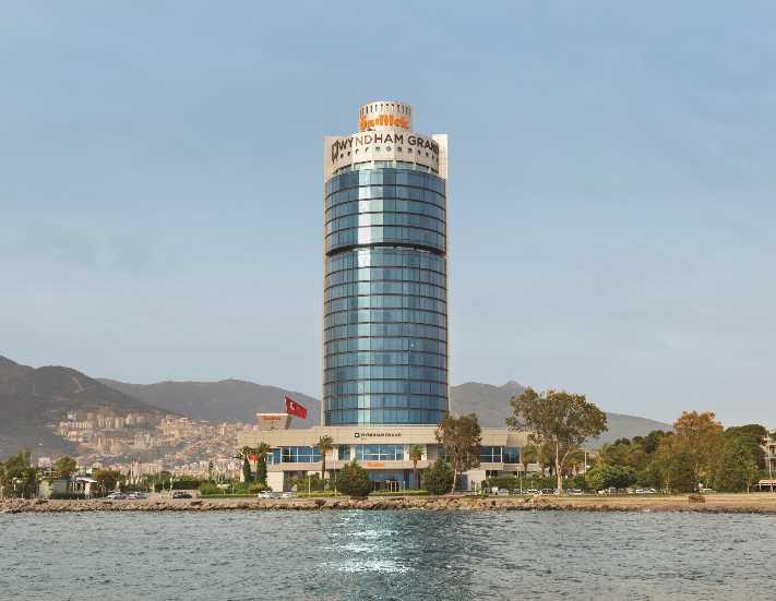 Wyndham İzmir Özdilek temizliğin manifestosunu yazdı