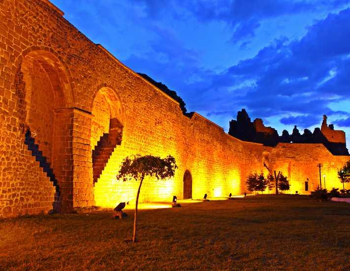 Diyarbakır turizminde 1 milyon hedefi
