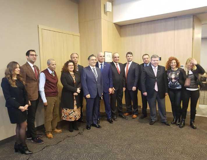 TÜRSAB'tan Bulgaristan'da tanıtım etkinliği