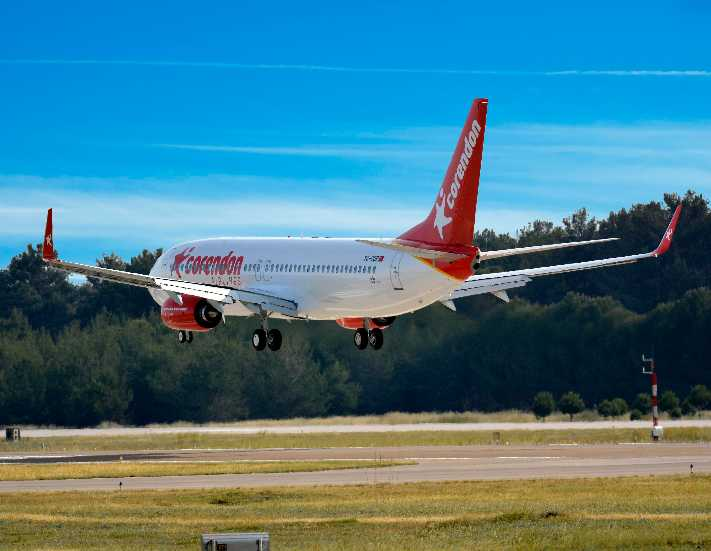 Corendon Airlines'tan ITB Berlin için ek sefer