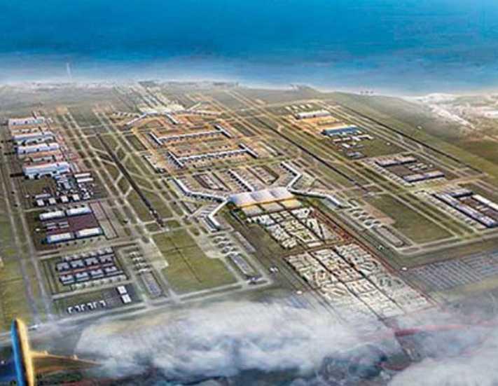 3'üncü Havalimanı'yla ilgili şok iddialar