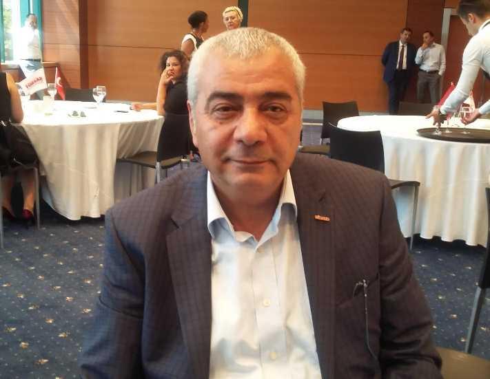 TÜRSAB'ta yeni başkan adayı Çetin Gürcün