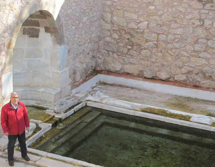Şifalı su kaynakları kaplıcalarımız