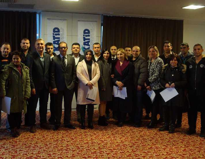 KATİD'ten 'Otellerde hijyen' semineri