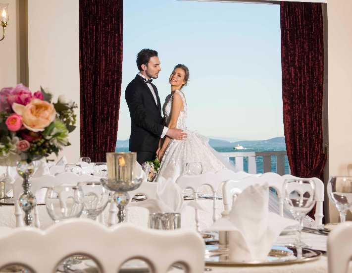 Evlenecek çiftlerin vazgeçilmezi BW Citadel Hotel