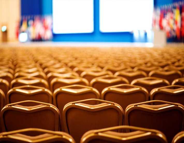 Uluslararası kongreler geri dönüyor
